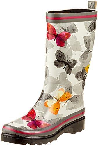 Beck Stripes, Botas de Agua para Mujer: Amazon.es: Zapatos y