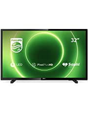 "Philips 6600 series 32PHS6605/12 TV 81.3 cm (32"") HD Smart TV Wi-Fi Black - Philips 6600 series 32PHS6605/12, 81.3 cm (32""), 1366 x 768 pixels, LED, Smart TV, Wi-Fi, Black"