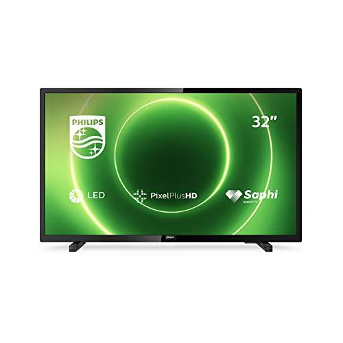 Philips 6600 series 32PHS6605/12 TV 81.3 cm (32″) HD Smart TV Wi-Fi Black – Philips 6600 series 32PHS6605/12, 81.3 cm (32″), 1366 x 768 pixels, LED, Smart TV, Wi-Fi, Black
