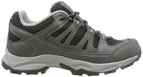 Lafuma Ld Laftrack Cl, Women's Low Rise Hiking Multicolour (Asphalte/Oxyde Green)