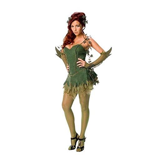 Poison Ivy Costume - Medium - Dress
