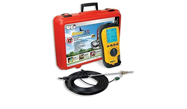 UEI Test Instruments C157 Eagle X Combustion Analyzer: Amazon.com: Industrial & Scientific