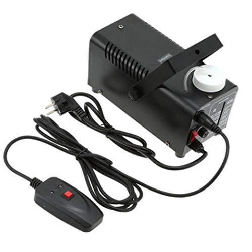 ICCUN 400W Smoke Fog Machine Stage Show Fogger Equipment DJ Sets from ICCUN