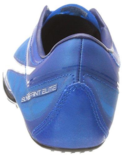 Asics Heren Sonicsprint Elite Spoorschoen Blauw / Wit / Zwart