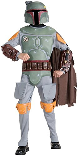 Rubie's Costume Co - Boy's Boba Fett Costume