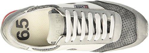 Walsh Deluxe, Scarpe da Basket Uomo Grigio (Grey Suede)