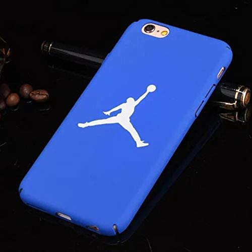 1 piece Basketball Jordan Case for Iphonex Iphone7 Iphone8 Matte Hard PC Plastic Phone Case for IPhone X 8 7 6 S 6S Plus 5 5S Back Cover (Best Iphone 3g Themes)
