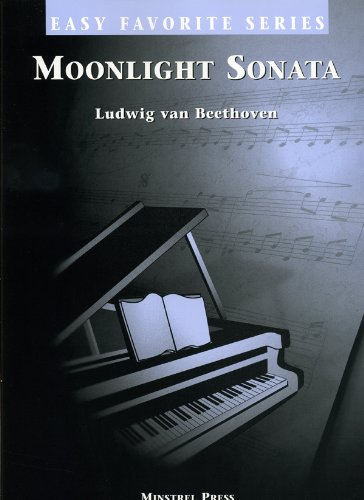 Moonlight Sonata * Easy - Music Moonlight Sonata Sheet Beethoven
