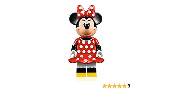 Disney Castle Reddish Brown x1-71040 Book Modern NEW LEGO Figure Accessory