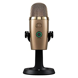 Blue Yeti Nano Premium USB Mic for Recording and Streaming - Cubano Gold (B000ZNTNPA) | Amazon price tracker / tracking, Amazon price history charts, Amazon price watches, Amazon price drop alerts