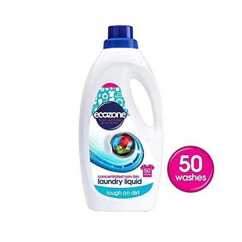 非バイオ洗濯液50回の洗浄2リットル (Ecozone) (x 2) - Ecozone Non Bio Laundry Liquid 50 Washes 2L (Pack of 2) [並行輸入品] B01LWZ2GJS