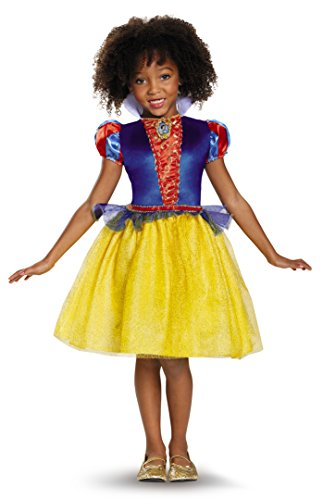 Snow White Classic Disney Princess Snow White Costume, Small/4-6X