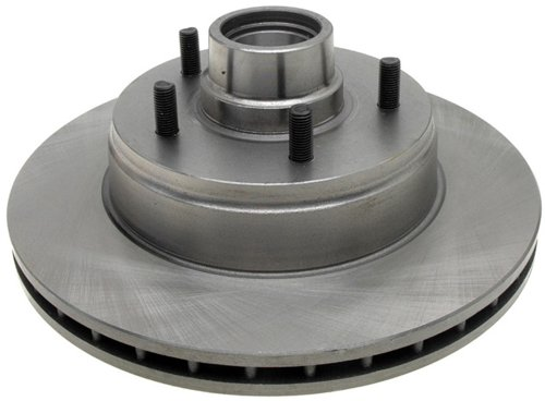 Brake Hub Assembly - Raybestos 56128R Professional Grade Disc Brake Rotor & Hub Assembly