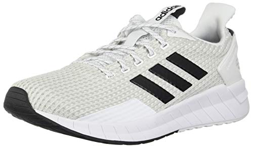 e8a9a4bebaef2 Adidas Men's Questar Ride Athletic Shoes, Footwear White/Core Black/Grey,  12 Regular US