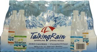 Talking Rain Sparkling Water (no juice) 500mlX30 this by Talking Rain