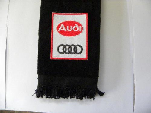 Audi Golf Towel Vintage Black Vintage Applique Automobile Car ()