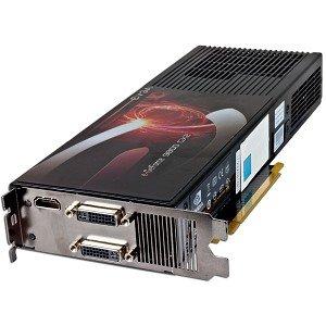Amazon EVGA E GeForce 9800GX2 1GB DDR3 PCI Express Dual