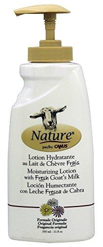 Canus - Nature Moisturizing Lotion with Fresh Goat