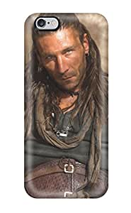Anti-scratch And Shatterproof Zach Mcgowan As Captain Charles Vane Phone Case For Iphone 6 Plus/ High Quality Tpu Case