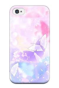 High-end Case Cover Protector For Iphone 4/4s(butterfly )