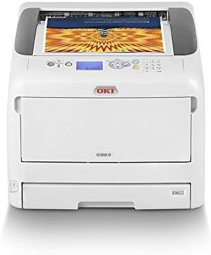 OKI C823n Color 600 x 1200DPI A3 - Impresora láser (LED, Color ...