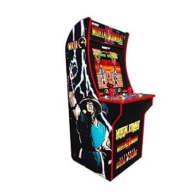 ARCADE1up Mortal Kombat, Mortal Kombat II, Mortal Kombat 3 (Available 2020) : Sports & Outdoors