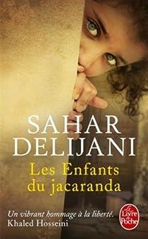 Les enfants du Jacaranda par Delijani
