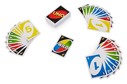 411Co4JxB2L - Mattel Games UNO Card Game