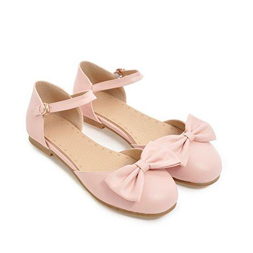 35 Pink BalaMasa EU Zeppa con Sandali Donna Rosa zZa4wq