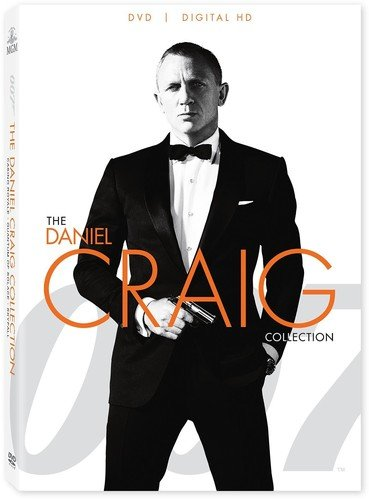 007: The Daniel Craig Collection [DVD + Digital Copy]