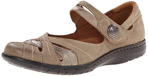 Ivory New Sandals Shoes (Rockport Cobb Hill Women's Parker CH Dress Sandal,Linen,11 W US)