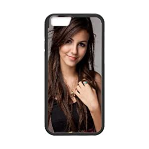 Victoria Justice Celebrity 2 iPhone 6 4.7 Inch Cell Phone Case Black PhoneAccessory LSX_838740