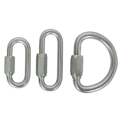 Cypher 434575 Cypher Quick Link Halfmoon Steel 25Kn
