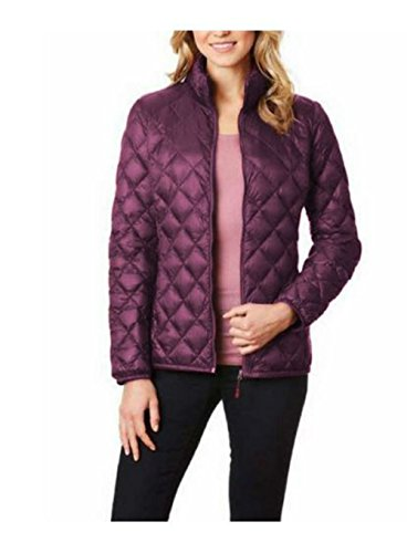 32 Degrees Ladies' Packable Jacket (Small, Purple) by Color