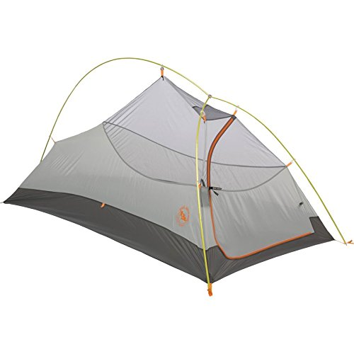 Big Agnes Fly Creek UL 1 mtnGLO Tent Silver / Grey 1 Person