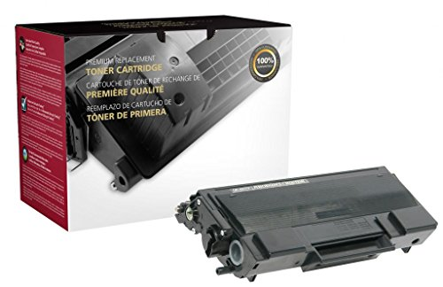 Fine Line Printing -Compatible for Brother TN670 - Black - Compatible Toner Cartridge (7500 pgs) (Tn670 Yield High)