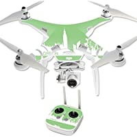 Skin For DJI Phantom 3 Professional – London | MightySkins Protective, Durable, and Unique Vinyl Decal wrap cover | Easy To Apply, Remove, and Change Styles | Made in the USA