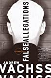 False Allegations by Andrew Vachss front cover