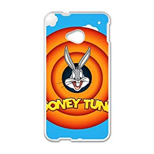 KKDTT looney toons logo Hot sale Phone Case for HTC ONE M7