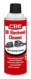 CRC 5103 Quick Dry Electronic Cleaner - 11 Wt Oz.