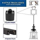 Kiven 3-Light H System Track Lighting