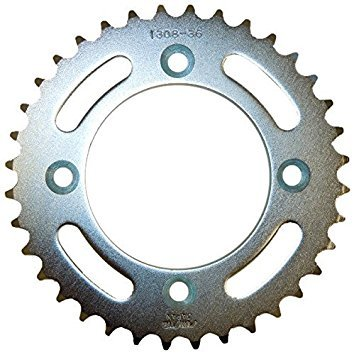 Sunstar 2-130838 Silver Steel 420-38T Rear Standard Sprocket, Model: 2-130838, Outdoor&Repair Store by Hardware & Outdoor