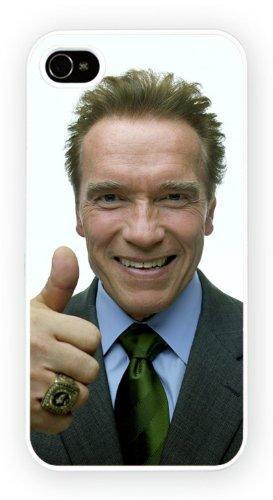 Arnold Schwarzenegger B Iconic Male Moviestars iPhone, iPhone 6, Etui de téléphone mobile - encre brillant impression
