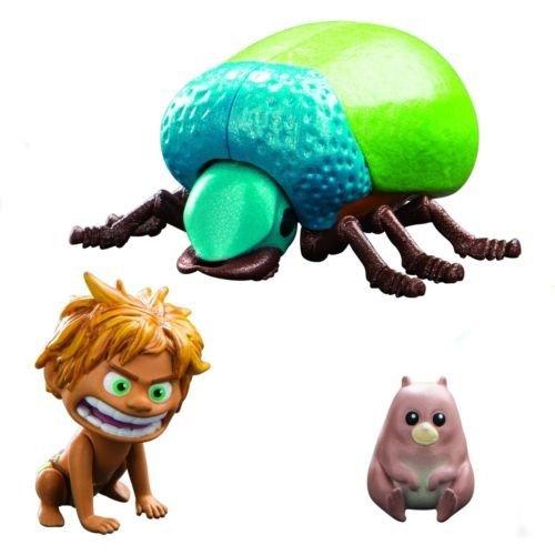 - TOMY Disney Pixar The Good Dinosaur Spot Giant Beetle Action Figure w/Bonus Critter