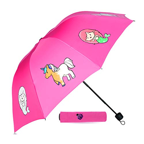 Top wonder woman umbrella for girls