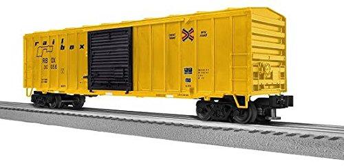 Lionel LNL316010 O-27 50' Modern Box, RBOX (6)