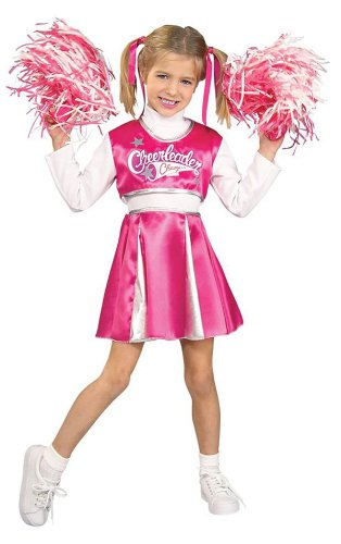 Let's Pretend Child's Cheerleader Camp Costume, Toddler (1