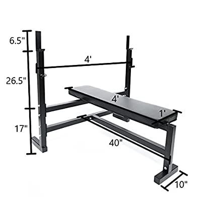 How much does the bench press bar weigh