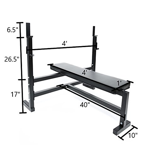 Ader Olympic Bench Press