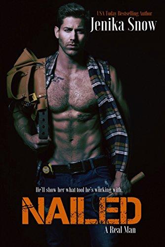 Nailed (A Real Man, 16) cover